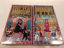 e88df0a0ca78 RICHARD SIMMONS New Sealed Workout VHS Lot Tone Up