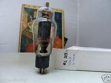 1x rs389 Tube tubo valvola leistungspentode Wehrmacht octal socket Rare