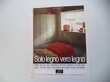 advertising Pubblicità 1981 MOBILI PROSERPIO - GIUSSANO BRIANZA
