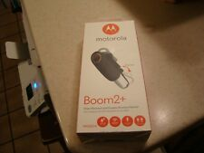 Motorola Boom 2+ Plus Water Resistant Bluetooth Headset + MusicSiri Fast Ship