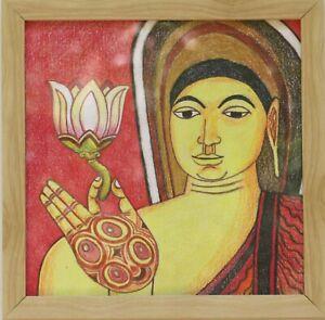 traditional sri lankan painting temple painting ,sri lankan traditional art