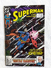 SUPERMAN #30 (Apr 1989, DC)  NM
