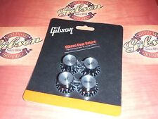 Gibson Les Paul Knobs Top Hat Set Bell Guitar Parts R9 Custom SG EDS Firebird ES