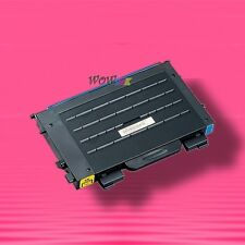 1P Non-OEM Alternative CYAN TONER for Samsung CLP-510D5C CLP-510 CLP-510N