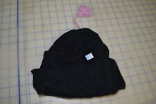 kids skull cap hoodie ski cold winter black pink tassel super thick very warm