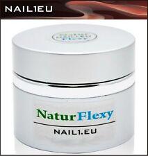 """UV Gel costruttore per unghie deboli """" nail1eu naturflexy """" 30 ml"""