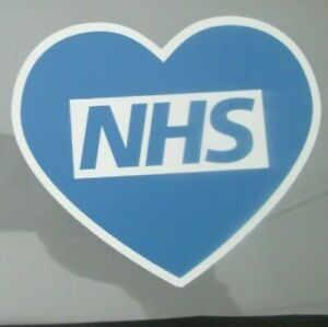 *UK STOCK* Nhs Love Patch for Football Shirt Premier