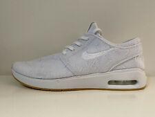 Nike SB Air Max Stefan Janoski 2 Herrenschuhe Neu Gr. 41 (AQ7477-100) Weiß