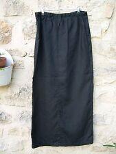 jupe promod 40/42 noire longue