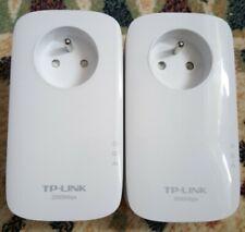 2 CPL TP-LINK TL-PA9025P AV2000 2000 Mbits
