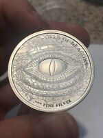 THE WELSH - WORLD OF DRAGONS SERIES 1 OZ .999 SILVER ROUND #2 of 6 in CAPSULE