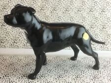 Unboxed 1980-Now Date Range Black Beswick Pottery Dogs