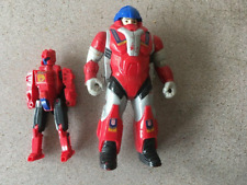 Cloudburst G1 Transformers Pretender shell robot hat