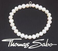 Thomas Sabo X0221-082-14-L UVP-39,00 €, 17,5 cm Charm Perlenarmband neu