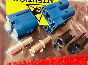 MOLEX Coeur CST 75-200A High-Current Connectors, Sockets, Plugs, Receptacles