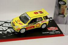 Prensa Ixo Rallye Monte Carlo 1/43 - Suzuki Ignis JWRC
