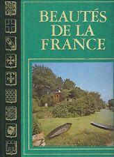 POITOU RELIURE IN-4 BEAUTES DE LA FRANCE +CARTE ANCIENNE TBE PORT A PRIX COUTANT