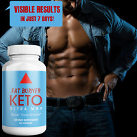 Keto Ultra Weight Loss Apple Cider Vinegar - Ketone Diet Boost Energy & Focus