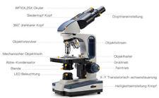 SWIFT 40x-2500x Durchlicht Tierarzt Klinisches Binokular Mikroskop Researcher