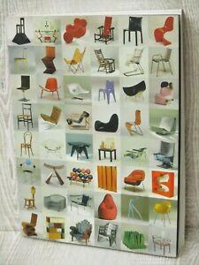 VITRA DESIGN MUSEUM 100 Masterpieces Art Photo Chair Book 1997 Japanese Ver Ltd