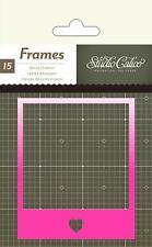 Studio Calico Sundrifter Scrapbook Die Cut Frames