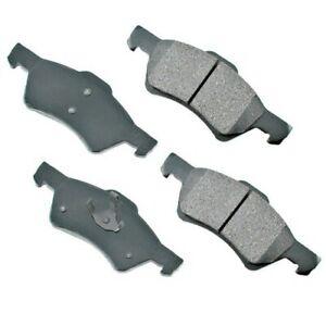 Ceramic Brake Pads -AKEBONO ACT1047A- CERAMIC BRAKE PADS