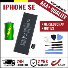 AAA+ REPLACEMENT REMPLACEMENT BATTERY/BATTERIJ/BATTERIE/ACCU+TOOLS FOR IPHONE SE
