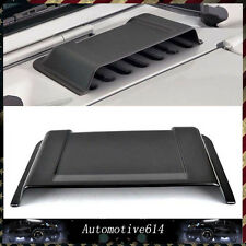 New Black Car Auto Cowl Vent Hood Scoop Fit For Jeep Wrangler JK TJ 1997-2017