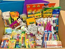 BULK School Supplies, Arts/Crafts~Crayola~Stars~Markers~Pens, Teachers 70pcs+