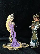 TANGLED PRINCESS RAPUNZEL FLYNN Disney Designer Fairytale Couples Fantasy LE Pin