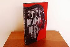 The Real Story: The Gap into Conflict - Stephen R Donaldson (Hardcover 1st VG/G)
