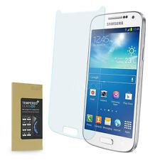 9h Tempered Glass Samsung S4 Mini HD Display Protector Antikratzer