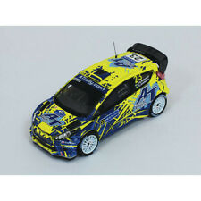 IXO RAM552 1/43 Ford Fiesta RS WRC Rally Finland 2013 Andersson Axelsson Diecast