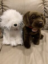 Fao Schwarz Stuffed Animals -dogs