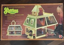 The Littles CASA VILLA HOME MAISON unfurnished 1980 - Mattel - Nuovo - No Barbie