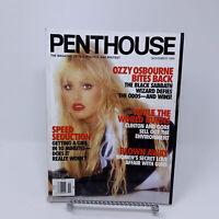 Penthouse Magazine November 1998 Ozzy Osbourne, Blown Away