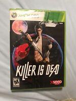 Killer is Dead - Xbox 360 - 2013