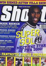 SOL CAMPBELL / BOSNICH / BUBERRY / TARICCO	Shoot	21	Aug	1999