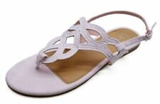 Sandali e scarpe infradito rosa senza marca per il mare da donna