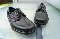RIEKER riekertex Herren Comfort Business Schuhe bequem Gr.41 schwarz Leder NEU