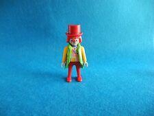 Playmobil  Payaso Clown Zirkusclown Circo Zirkus circus Zylinder red cylinder