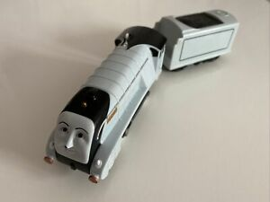 Tomy Trackmaster Thomas The Tank Engine Battery Train Original Spencer & Tender