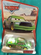 MATTEL DIECAST MODEL DISNEY PIXAR MOVIE CARS    CHICK HICK VINTAGE TOY MINIATURE
