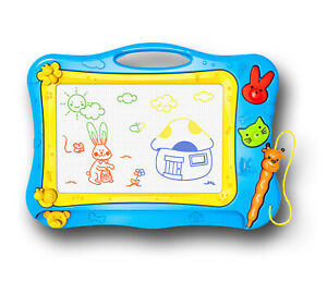 Magnet Zeichentafel magnetische Zaubertafel Maltafel Zaubermaltafel 31 x 22,5 cm