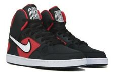 NIB NIKE Mens SON OF FORCE MID 616281 018 BLACK RED BASKETBALL SHOES