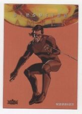 2017 Fleer Ultra Spider-man Preserved Amber PA15 Morbius 170/175