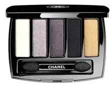 CHANEL Holiday 2014 Les 5 Ombres  Eyeshadow Palette Oiseaux de Nuit NEW LIMITED
