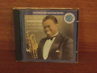 Louis Armstrong : The Hot Fives And Hot Sevens : Volume III : CD Album : 1989