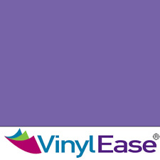 One 12 in x 40 ft Roll Glossy Lavender Permanent Craft and Sign Vinyl V0439