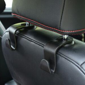 4/1 PCS Car Seat Headrest Hook Storage Holder For Handbag Purse Clothes CoaLI